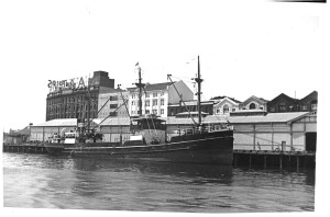 MV 'Babinda' – October 1954