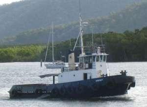 Tug 'Babinda', built 1979