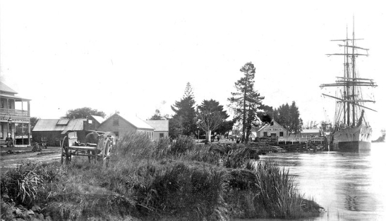 Clan Macleod at Mangawhare NZ?