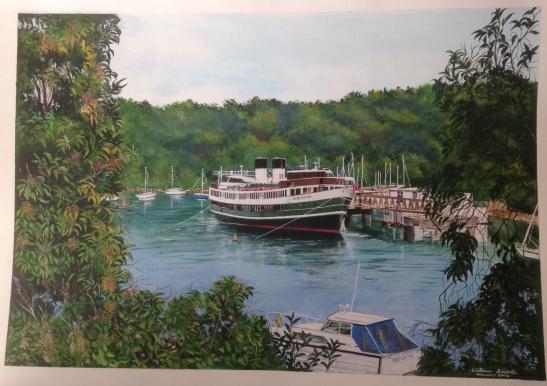 South Steyne in Berrys Bay (Bill Bourke)