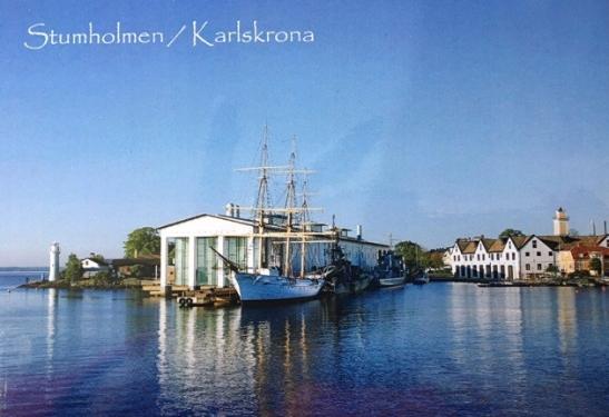 KarlskronaPostcard