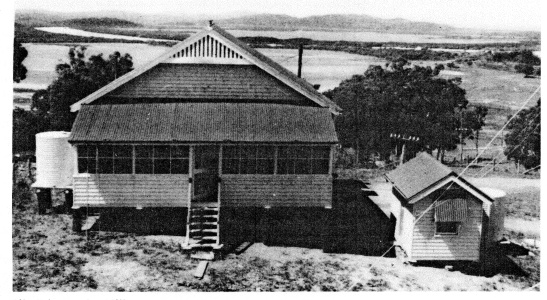 Pilots House - Sea Hill